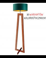 LAMPA STOJĄCA BONO WALEC GOLD
