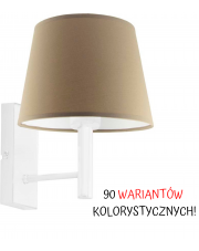 LAMPA ŚCIENNA KINKIET GRAND STOŻEK CLASSIC