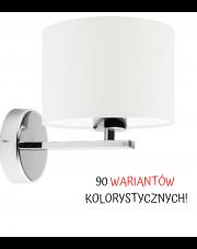 LAMPA ŚCIENNA KINKIET SIMPLE WALEC CLASSIC